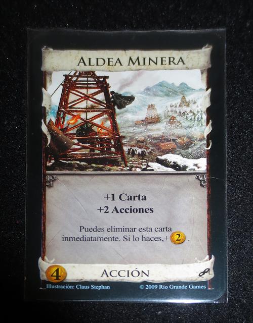 Aldea Minera