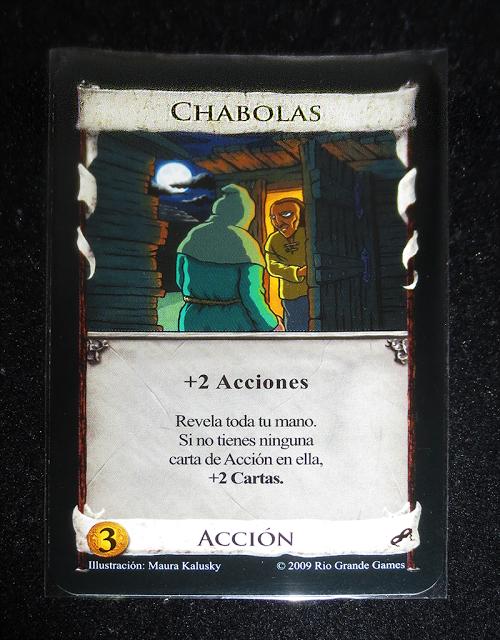 Chabolas