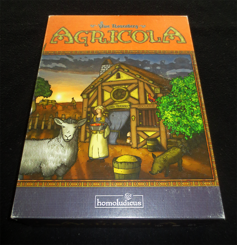 Caja de Agricola