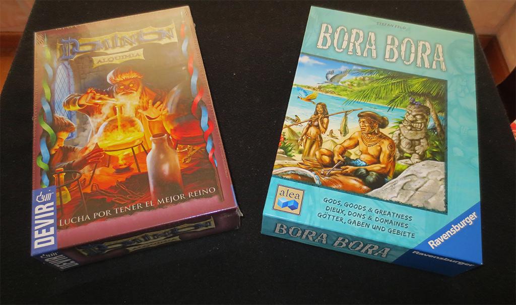 Dominion: Alquimia & Bora Bora