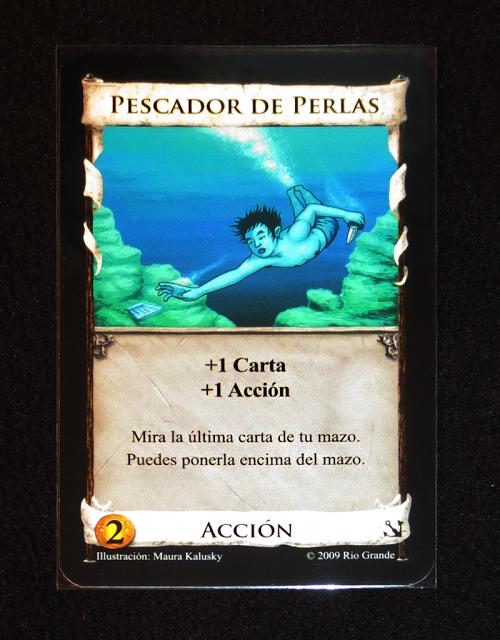 Pescador de Perlas