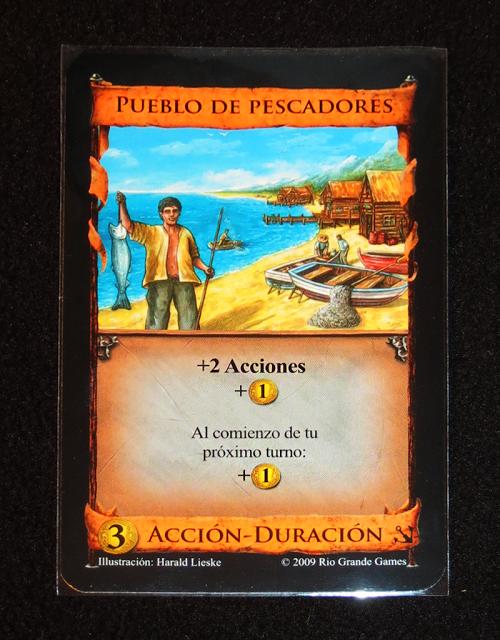Pueblo de Pescadores