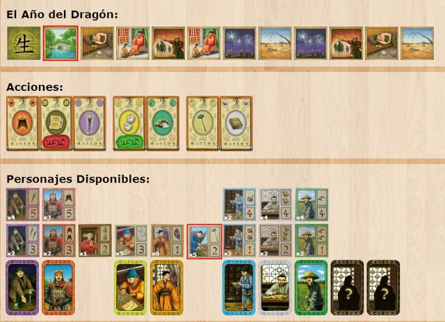 La austera implementación de El Año del Dragón