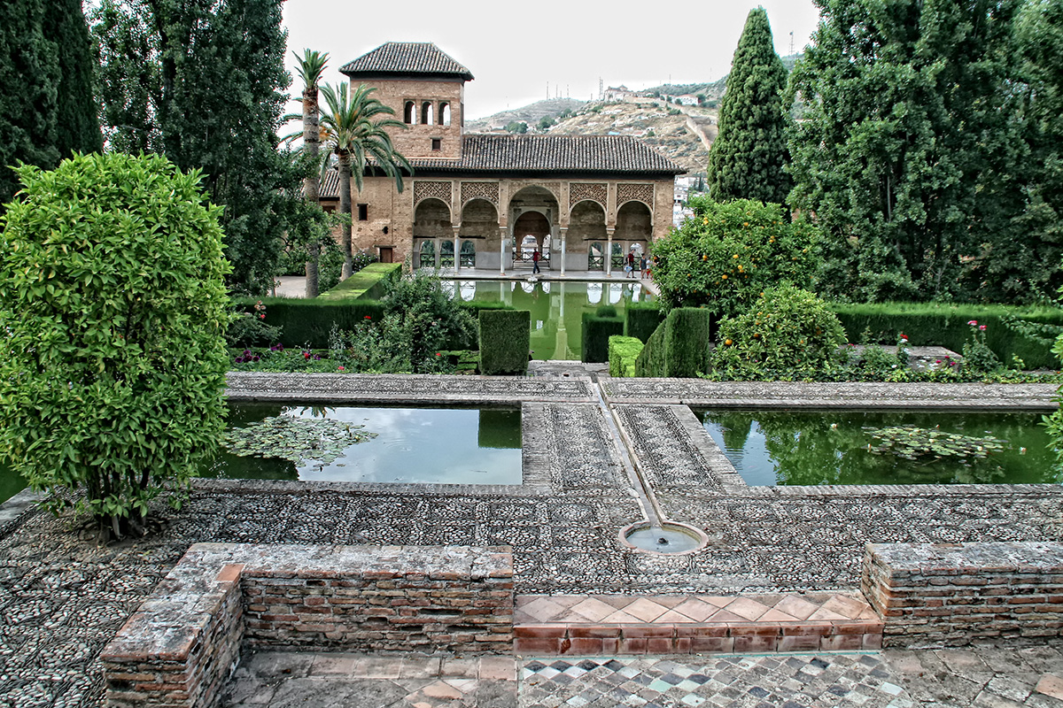 Viajero de tablero la alhambra misut meeple - Residencia los jardines granada ...