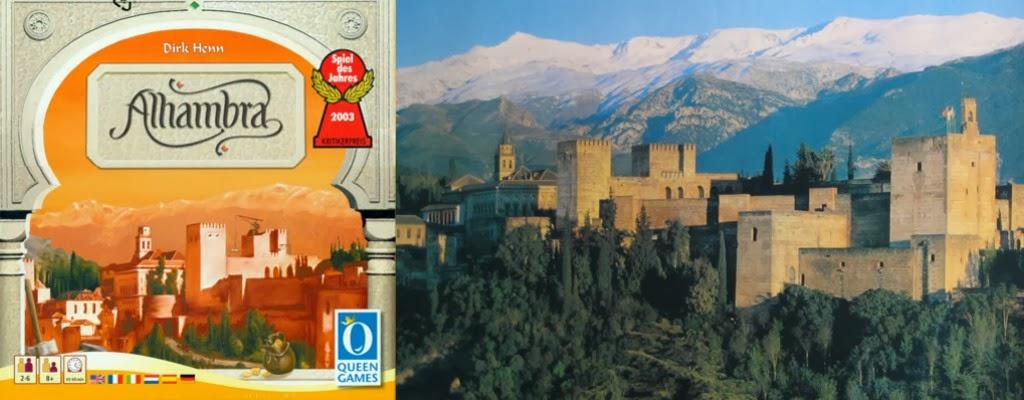La portada de Alhambra – La Alhambra desde el mirador de San Nicolás