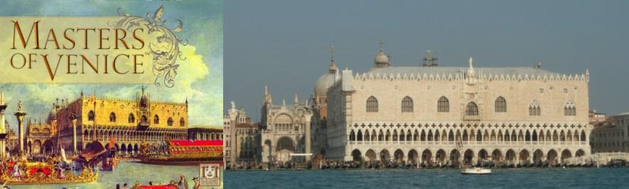 Portada de Masters of Venice - Palacio Ducal