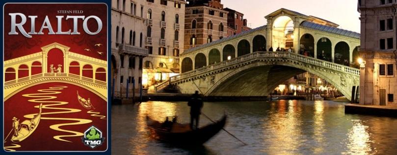 Portada de Rialto - Puente de Rialto en Venecia