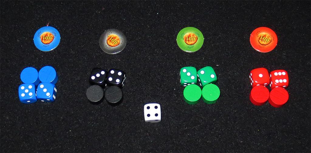 Elementos de Jugador