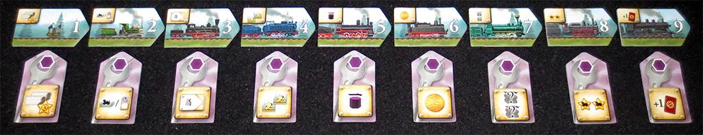 Locomotoras / Fábricas