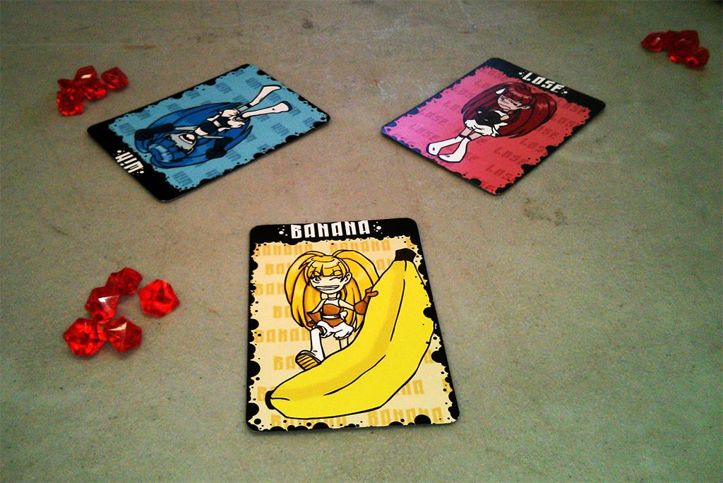 Triple empate bananero