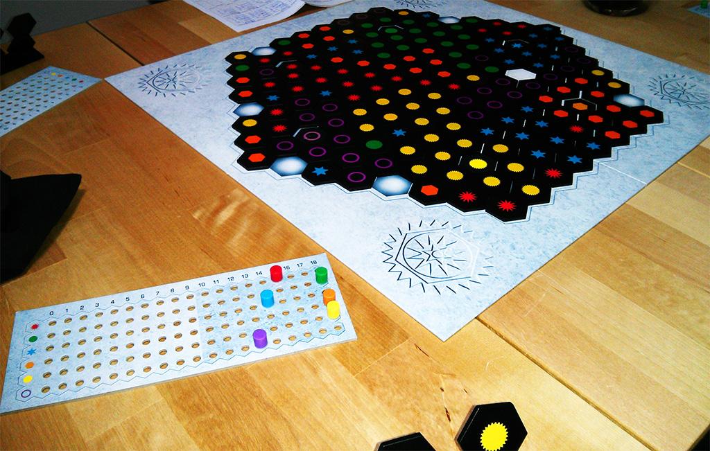 ¡Como me gusta hacerle fotos a este juego! ¡Colores y Figuras!
