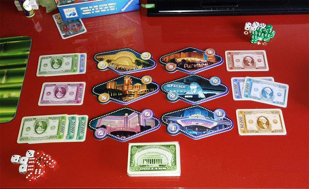 ¡De casinos!