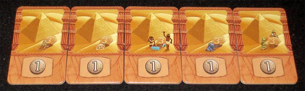 Losetas de Pirámides