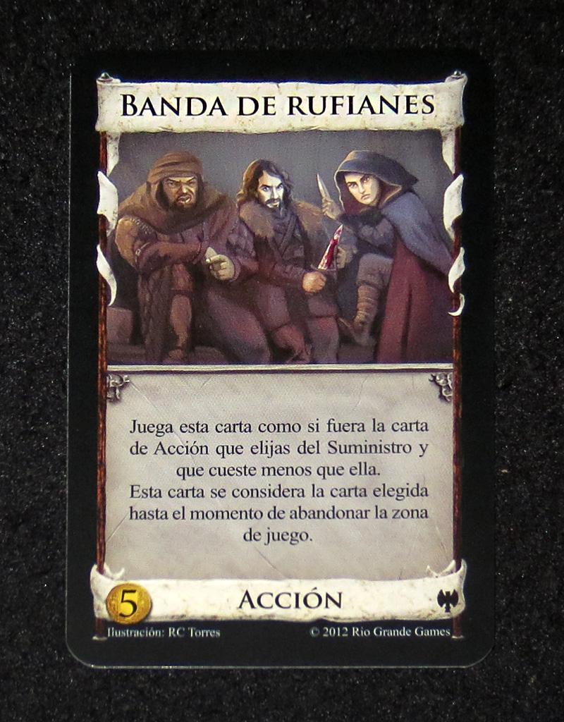 Banda de Rufianes
