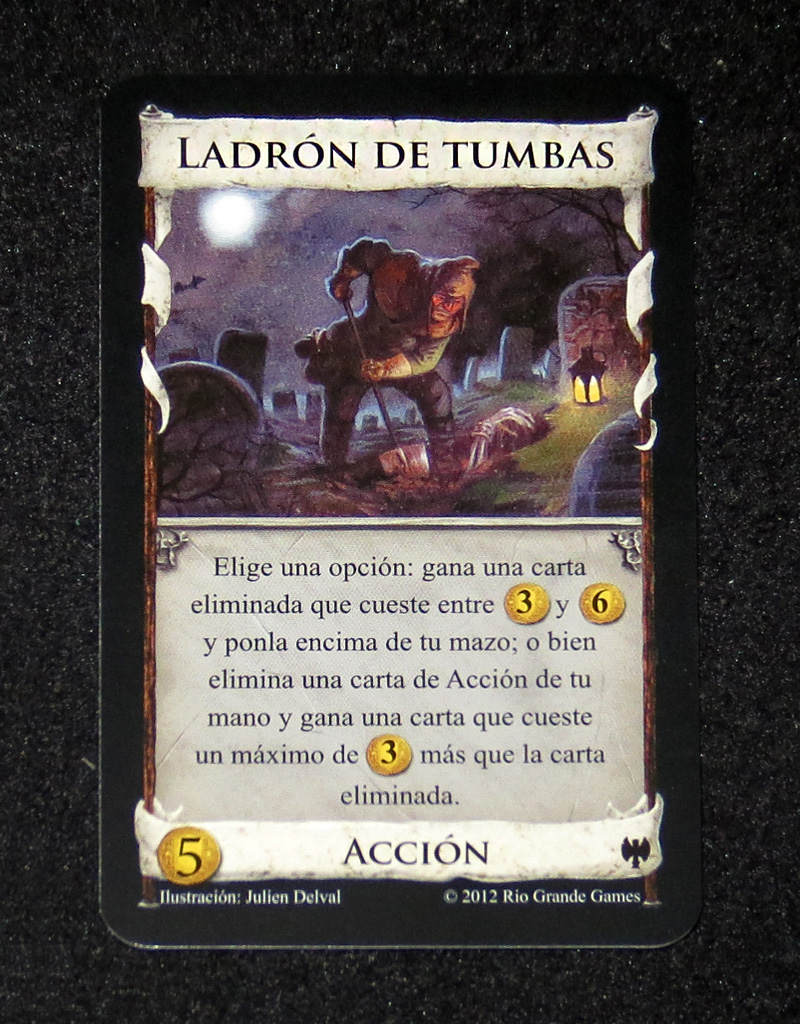 Ladrón de Tumbas