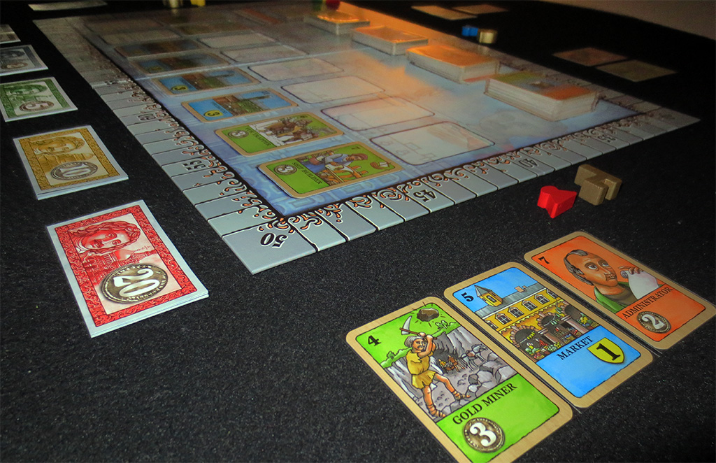 Detalle de zona de jugador