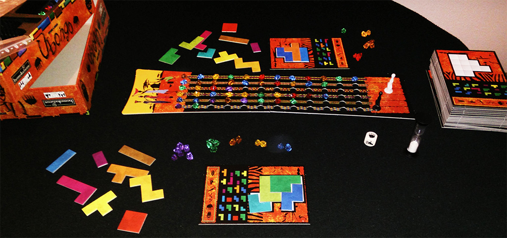 ¡Tetris-Gram!