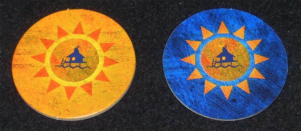 Discos Solares por ambas caras