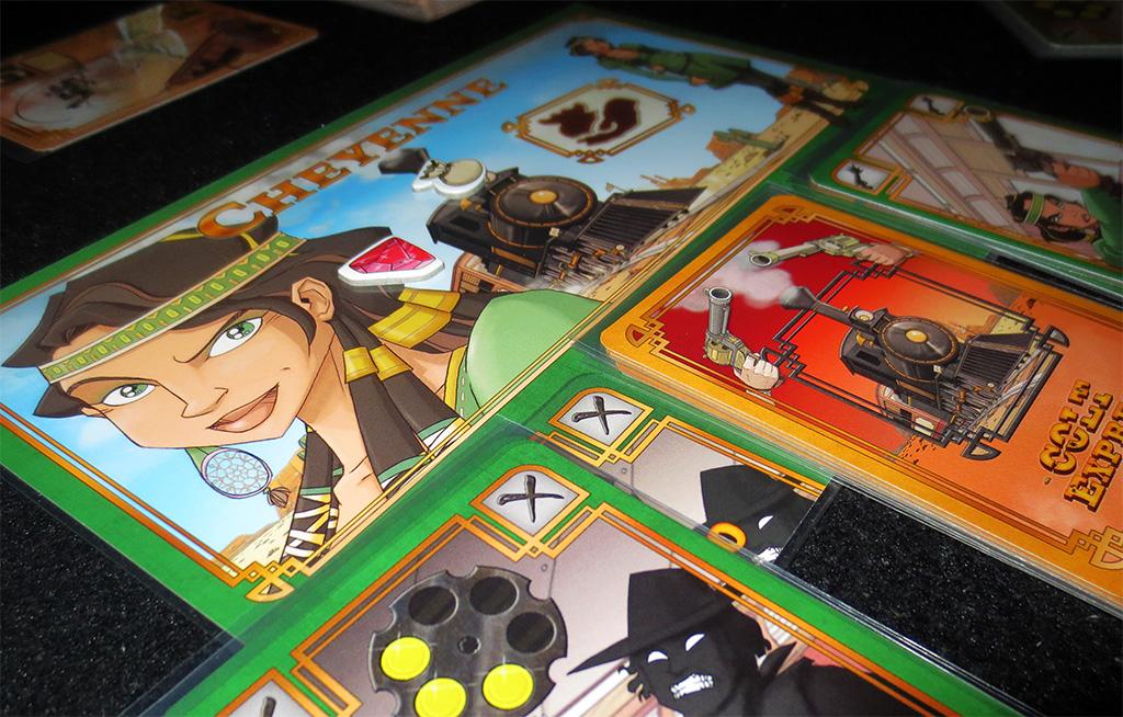 Detalle de tablero de jugador