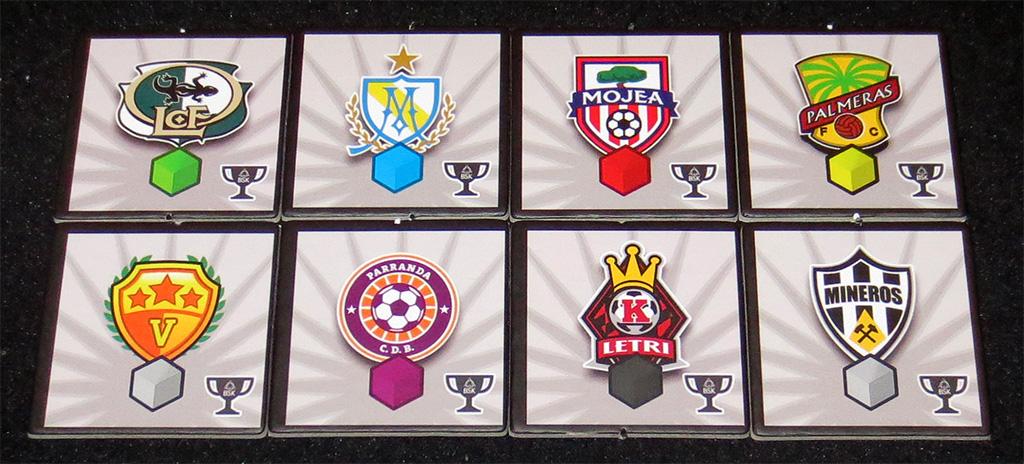 Losetas de Sorteo de Copa LaBSK