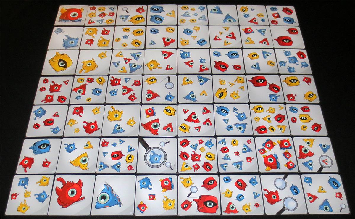 Las 56 cartas