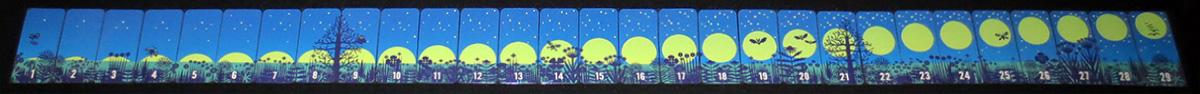 Cartas de Ciclo Lunar