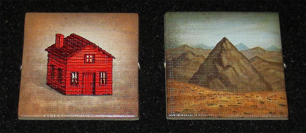 Losetas de Casa y de Montaña