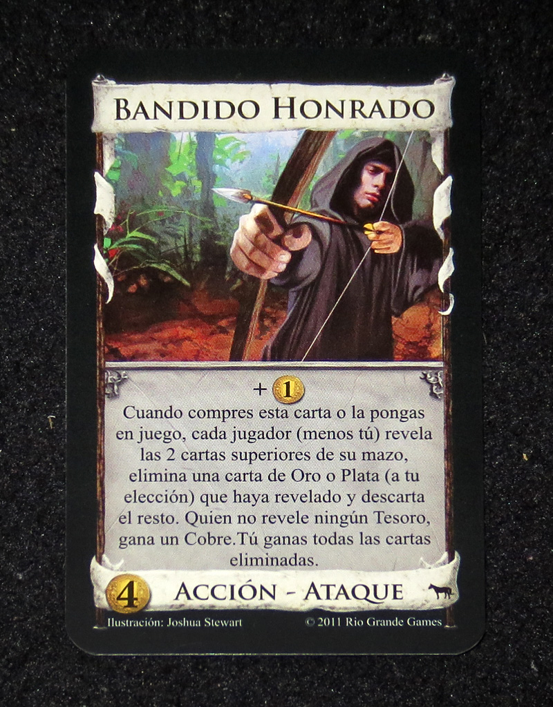 Bandido Honrado