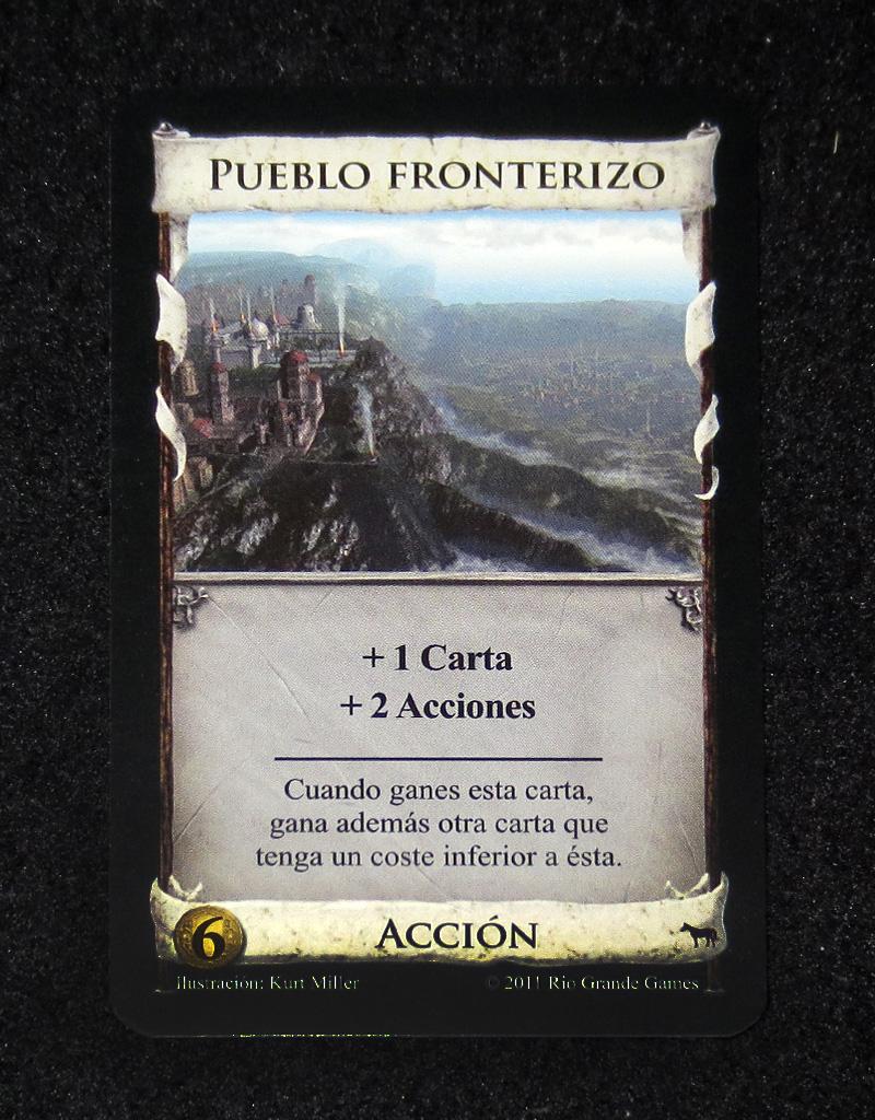 Pueblo Fronterizo