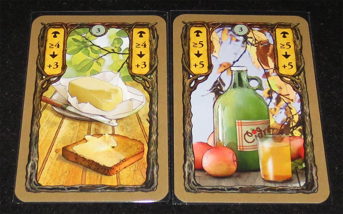 Mantequilla y Sidra
