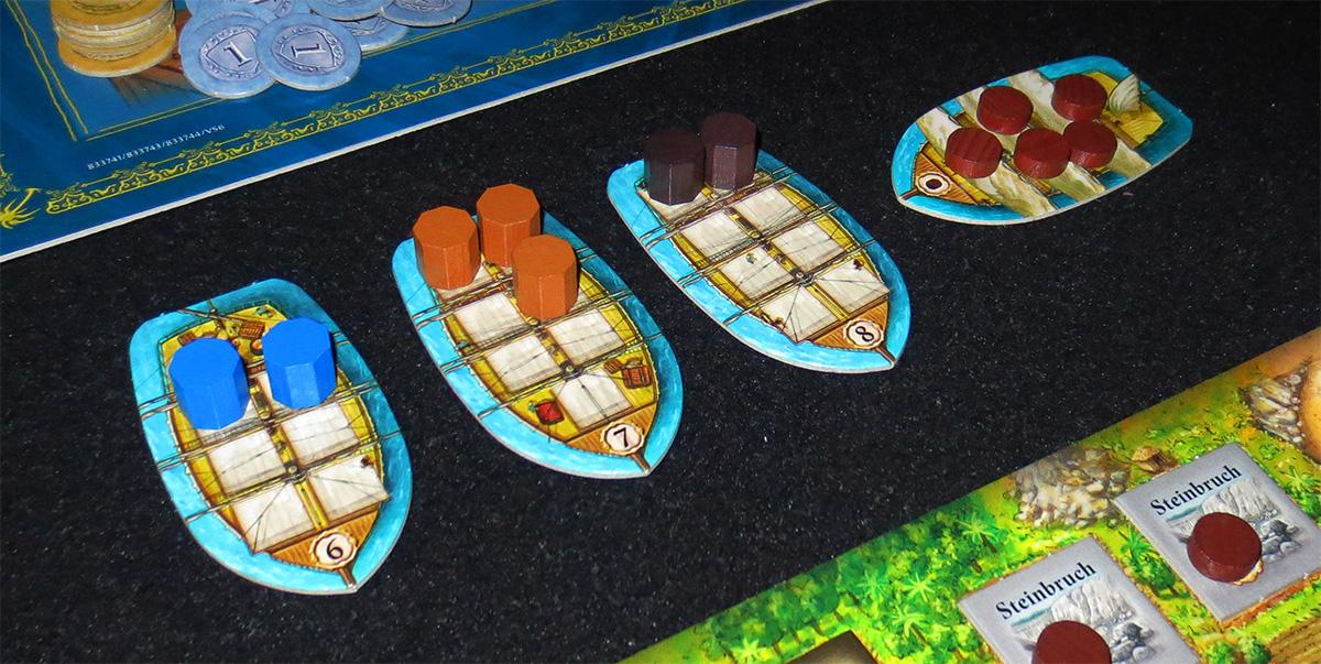 Barcos Cargados