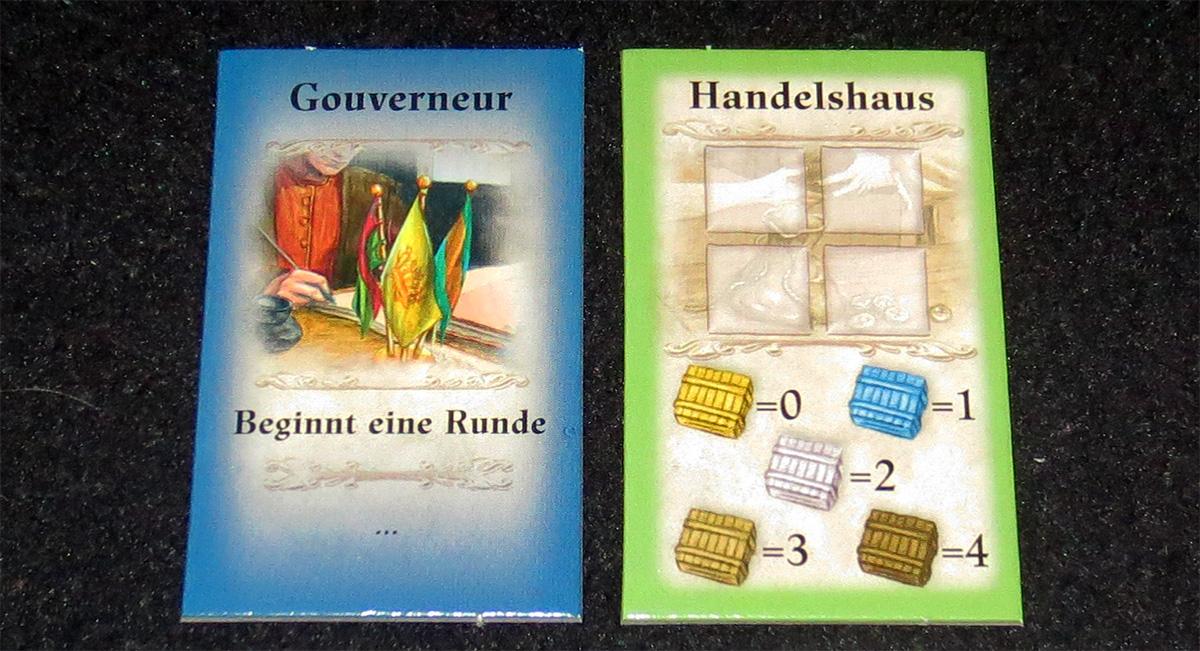 Tarjeta de Gobernador y Casa de Cambio