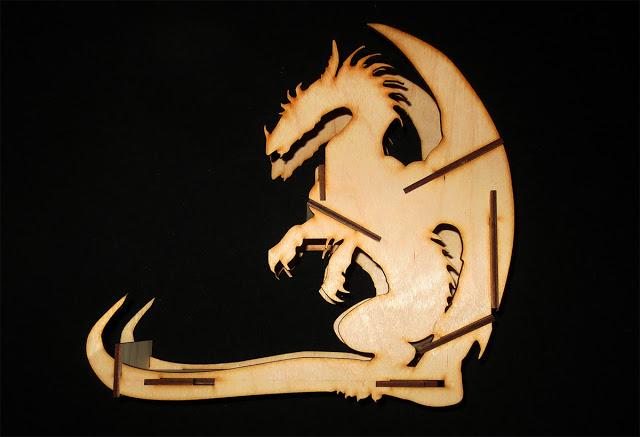 Torre de Dados Dragón: perfil