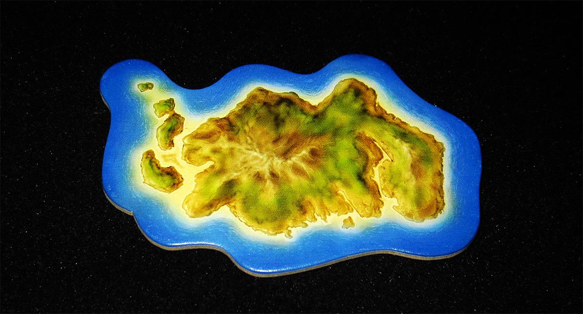 La Isla de los Repudiados