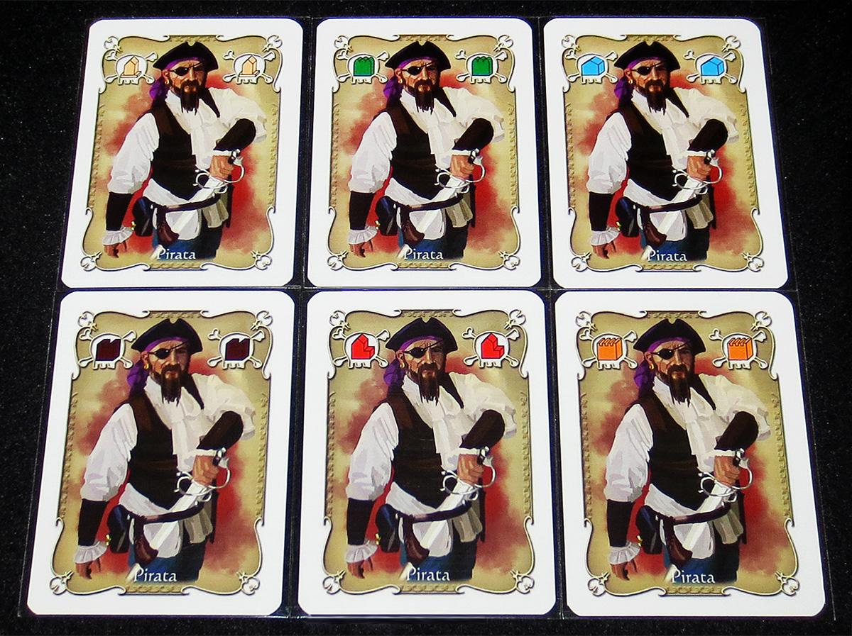 Cartas de Pirata