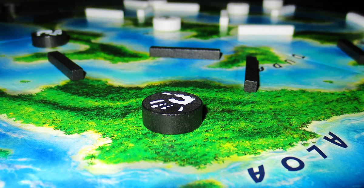 Detalle Isla de Aloa