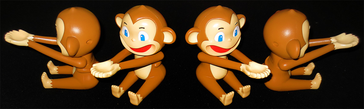 Monos Lanzadores