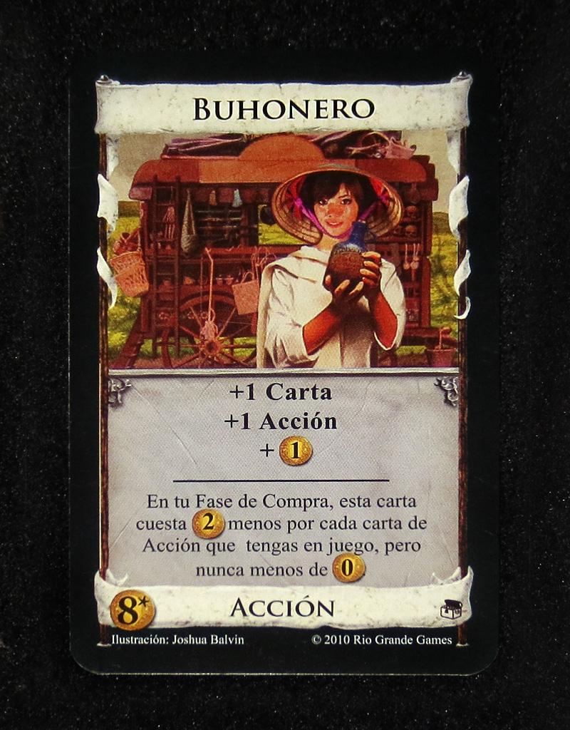 Buhonero