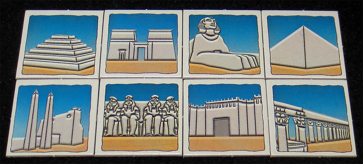 Losetas de Monumentos