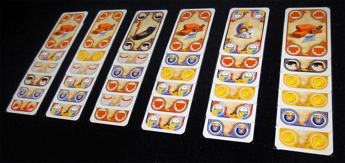Draft de cartas