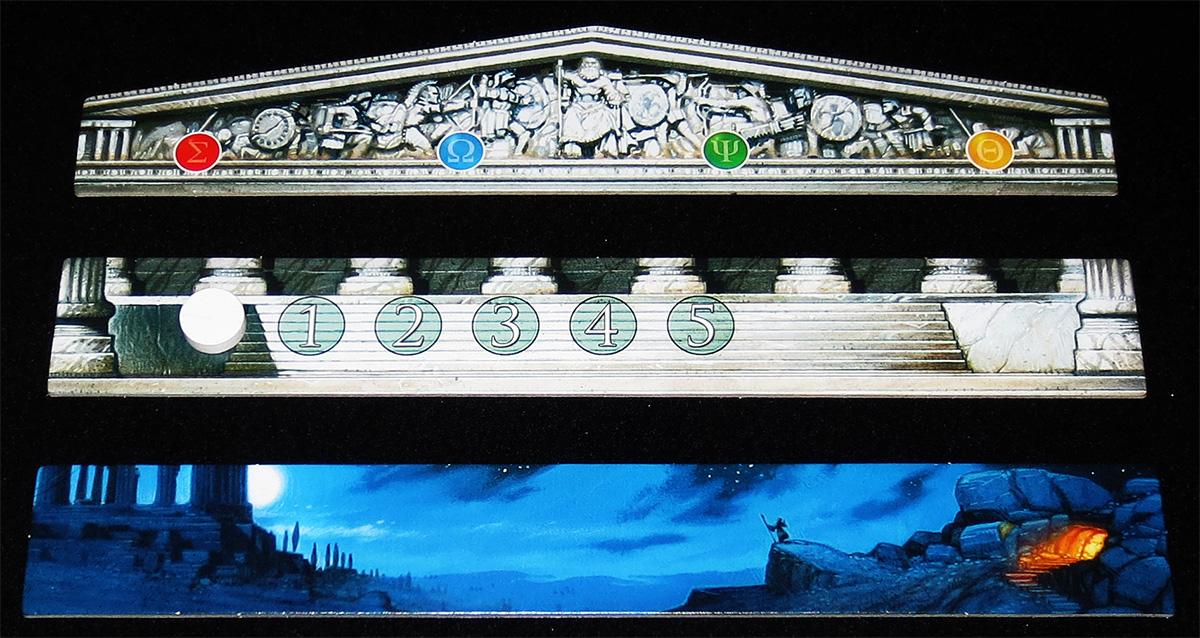 Templo y Oráculo