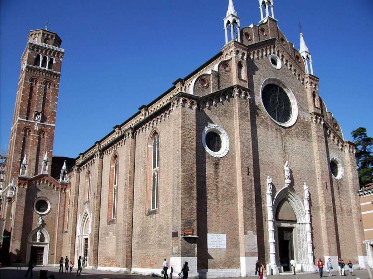 Basílica de Santa María Gloriosa dei Frari