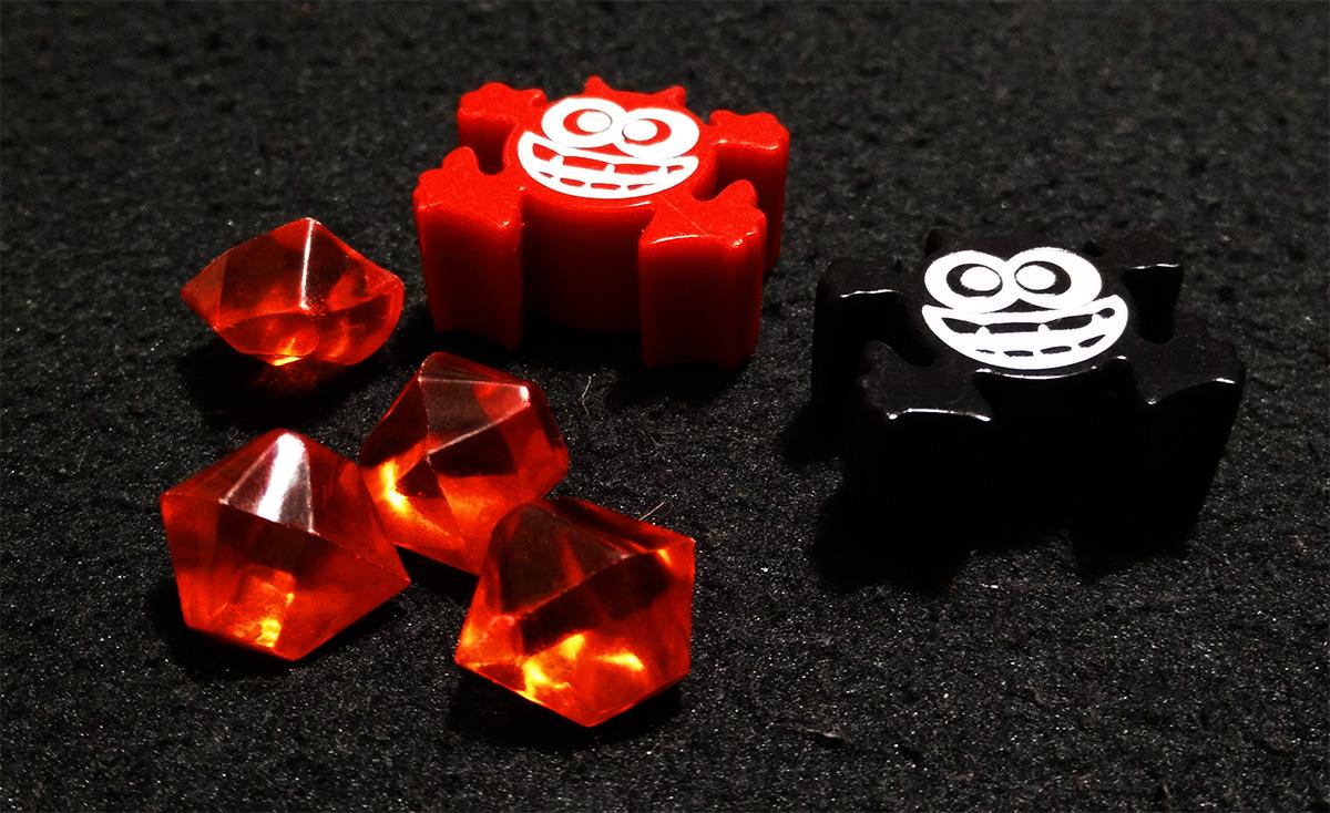 Mis cuatro gemas