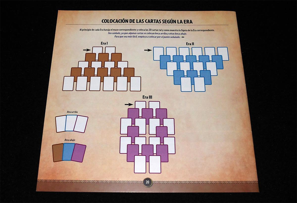 Configuraciones del suministro de cartas