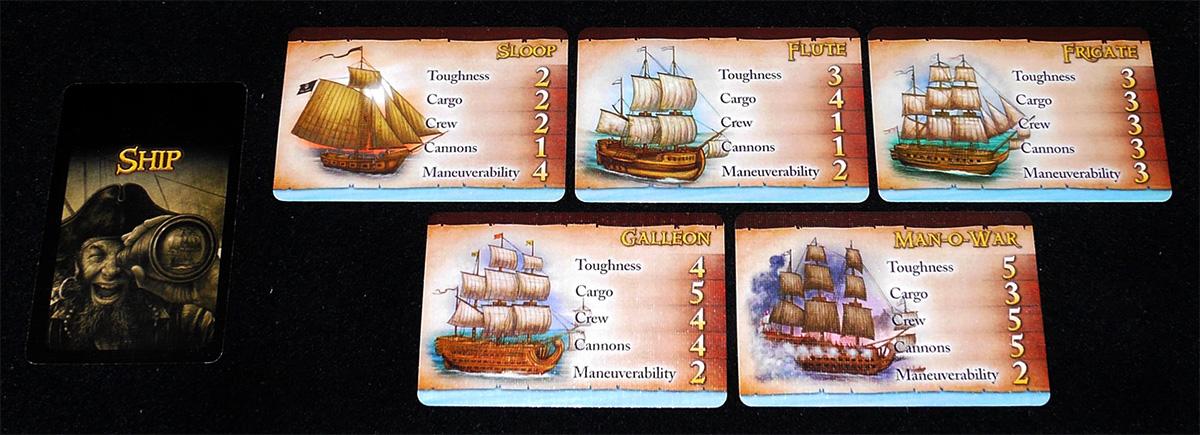 Cartas de Barco