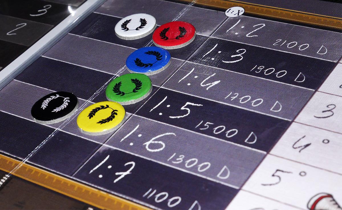 Detalle de Tabla de Probabilidades