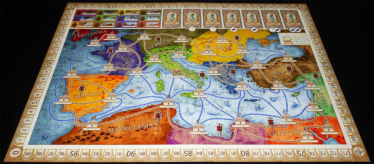 Mapa Imperium (3-5 jug.)