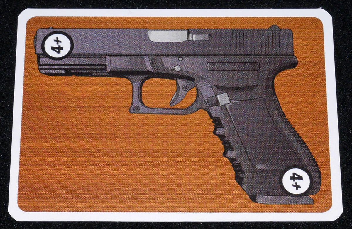 Carta de Pistola
