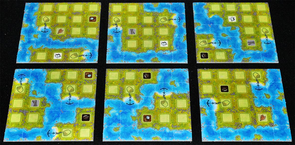 Losetas de Mapa