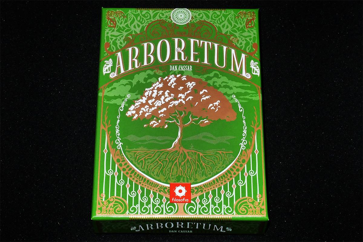 Reseña: Arboretum